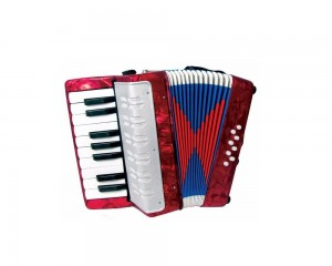 Acordeon Mini 17 Teclas 8bx Child Prodigy Infantil - Pc