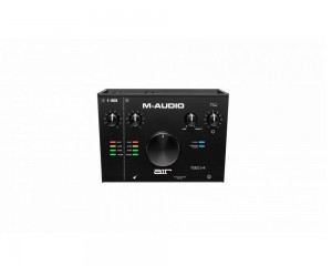 Interface Usb 24bits 192khz Placa M-audio Air192 4 2 Canais