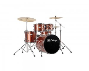Bateria Odery Inrock Series Ir100-hw-cs Copper Sparkle 3 Tons