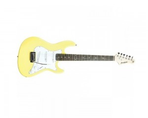 Guitarra Strinberg Egs216 IV Bege Ou Creme Strato Sonotec