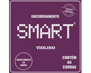 Encordoamento Smart Violino 554