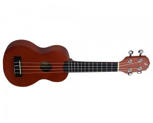 Ukulele Giannini Start Uks-21 Ns Natural Satin Soprano Com Bag