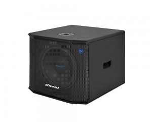 Caixa Sub Grave Oneal Ativa Opsb3112 Pt 200w Rms 1x12