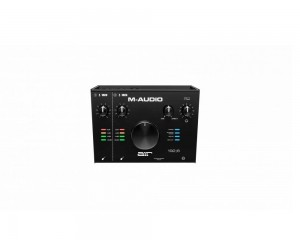 Interface Usb 24bits 192khz Placa M-audio Air192 6 Midi 2 Canais
