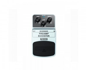 Pedal Behringer Guita Pb100 Pre Amplificador Pro Shows Outlet