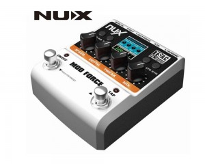Pedal Mod Force Multi Modulation Effects Nux
